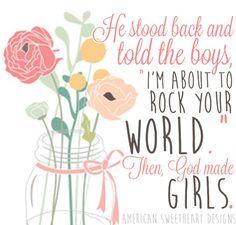 "RaeLynn- ""God made Girls"""