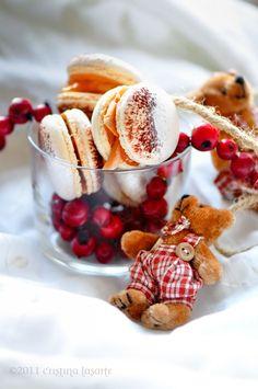 Foie-Gras Macarons