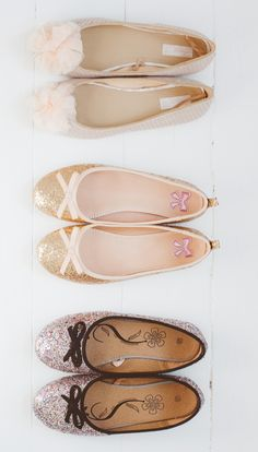 Make your flats pretty for spring! 3 easy tutorials