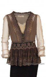 arev cloth, fashion, vintag angel, style, vintage lace