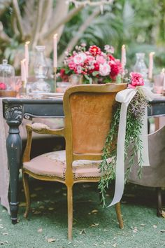 Garden Wedding Inspi