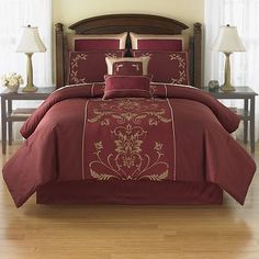 Home Classics® Windsor 8-pc. Comforter Set