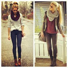 fall fashion Love the right