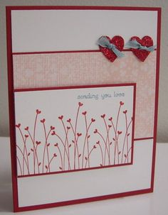 Sending You Love - CC357, SC367 by Loll Thompson - Cards and Paper Crafts at Splitcoaststampers