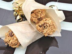YUM! Oil-Free Oatmeal Peanut Butter Cookies