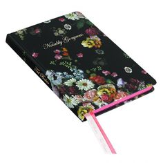 Ted Baker Oil Blossom Notebook | Wild and Wolf