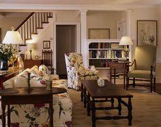 Hyannis Port:  Front living room