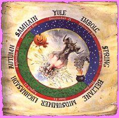 The Sacred Fire - Celtic Festivals