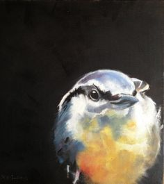 Tracy McCulloch. Oil on canvas traci mcculloch