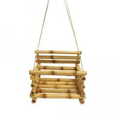 #bamboo swing