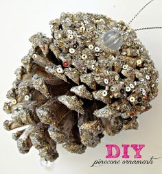 DIY Christmas Ornament Ideas...see how one blogger decorated her entire tree for only $15! This post is full of creative ways to save money and still create a beautifully decorated home this holiday season!! Entir Tree, Christma Inspir, Christma Ornament, Christma Magic, Diy Christmas Ornaments, Christmas Trees, Christmas Tree Ornaments