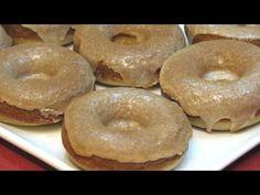 Apple Cider Donuts -- Lynn's Recipes