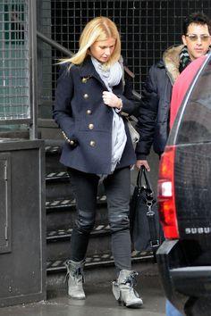 Harper and Shadow: Gwyneth Paltrow Style