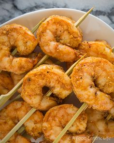 garlic roasted shrimp