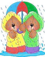Rain & Umbrellas Lesson ideas