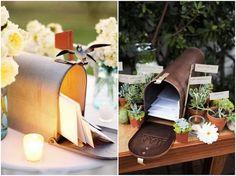 Wedding Mailbox Guestbook Alternative: BUY or DIY?