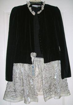 Jacket Velvet Mini Dress Mini Jacket Black Dress by BohoInFashion, $98.00