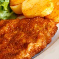 Lemon Chicken Schnitzel Recipe