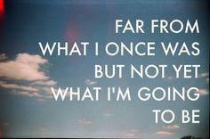 faith, faith, faith