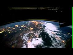 Time-Lapse Satellite Video of the Earth at Night