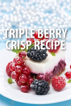 Mario Batali competed against Carla Hall in a Berry Battle with his Triple Berry Crisp recipe, which he ultimately won with.  http://www.recapo.com/the-chew/the-chew-recipes/chew-mario-batali-triple-berry-crisp-recipe-berry-cook/