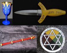 Golden Dawn :: tool set image by xeker - Photobucket