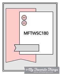 MFT Wednesday Stamp Club Sketch #mftstamps, #sketches stamp, cardsketch, card layout, sketch 180, mft sketch, card sketches
