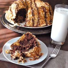 Samoa Bundt Cake Recipe   Key Ingredient