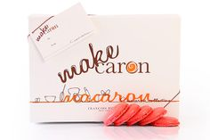 DIY Macaron Kit - we want this for ourselves! Also the perfect gift for the Francophile in your life.