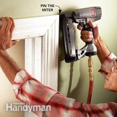 Tips for Tight Miters and Miter Cuts - Article | The Family Handyman