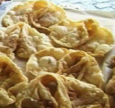 Receita de Orelhas de Abade (Beira Alta) | Doces Regionais
