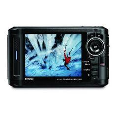 "Epson Multimedia Photo Viewer P-7000 - Digital AV player - HDD 160 GB - 4"" - 640 x 480"