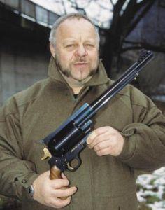 Top 10 largest caliber handguns. Hillarious!