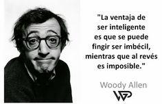 #VEGAP Abogados - #Google+ #WoodyAllen yo sarcasmo, vegap abogado