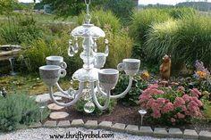 Garden Candelier After