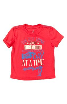 Peek 'One Day at a Time' T-Shirt (Baby Boys)   Nordstrom