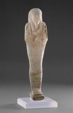 Shawabti of Hor-wedja, MIddle East, ca 663/525 B.C.