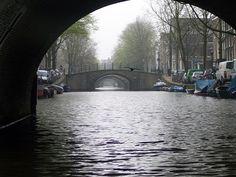 Amsterdam Canal Bridges