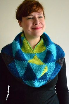 Andi's Cowl by katiecanavan, via Flickr