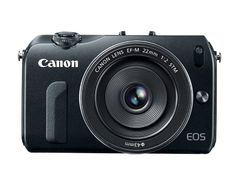 Canon EOS M 18.0 MP Compact Systems Camera with 3.0-Inch LCD and EF-M 22mm STM Lens:Amazon:Camera & Photo