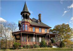 Kreischer Victorian Mansion Staten Island NY