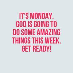 may god bless you abundantly this cold monday morning god