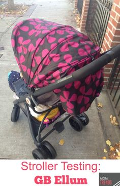 GB Ellum Stroller Re