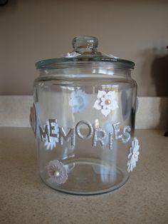 Memory Jar :)