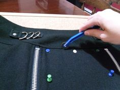 How to make a sewing pattern out of existing clothing