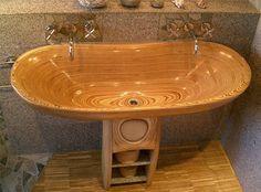 lava, strength, bathtubs, wooden sink, toilets
