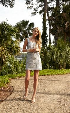 Lilly Pulitzer Fall '13- Arlington Dress