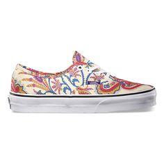 Vans / Jewel tones trend / Product: Liberty Authentic