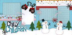 craft, winter, scrapbook christma, snow pictures, scrapbook idea