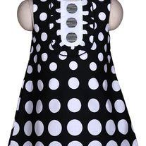 From KC Kidscorner on Storenvy. pom poms, pompom dress, dresses, poppi, toddlers